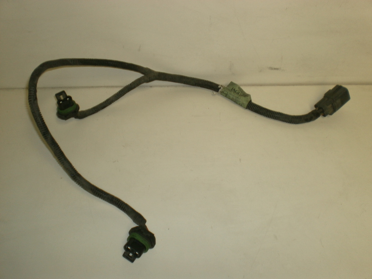 medium resolution of 1998 2002 jaguar xj8 vanden plas front seat tan head rest support fan wire harness