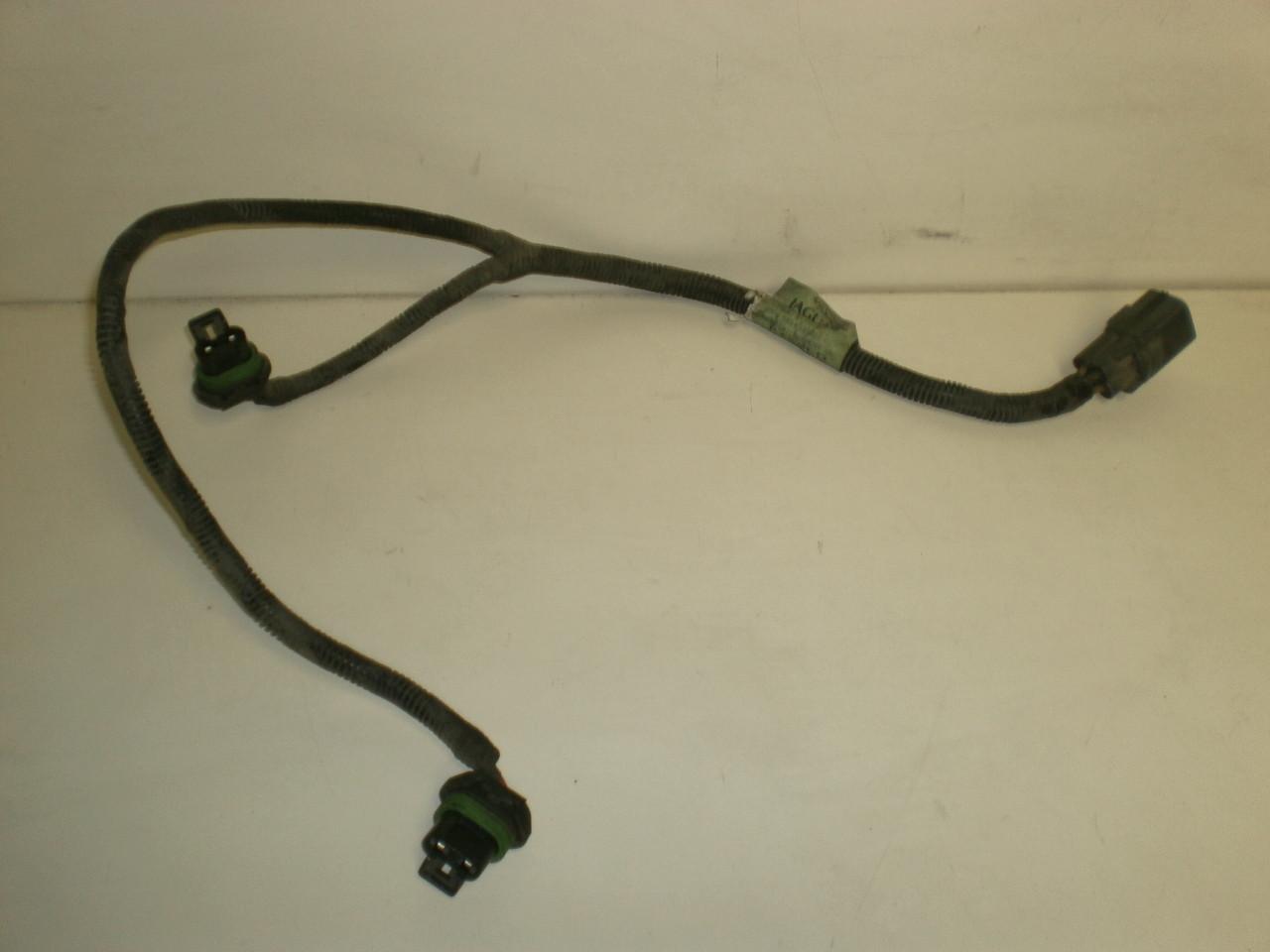 small resolution of 1998 2002 jaguar xj8 vanden plas front seat tan head rest support fan wire harness