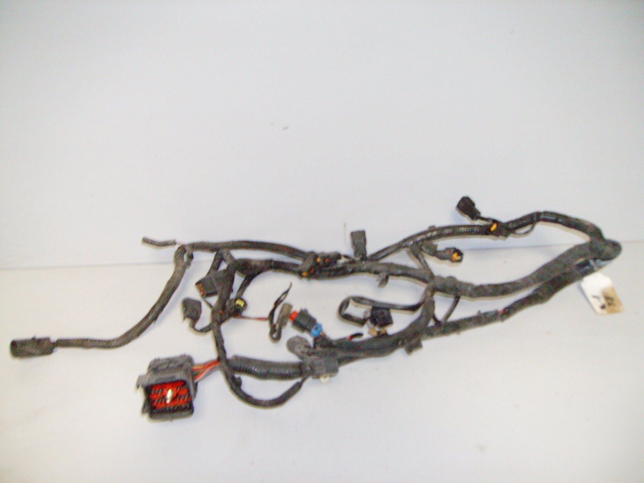 hight resolution of 1996 1998 ford mustang 3 8 engine injection wire harness lx v6 2000 mustang engine diagram