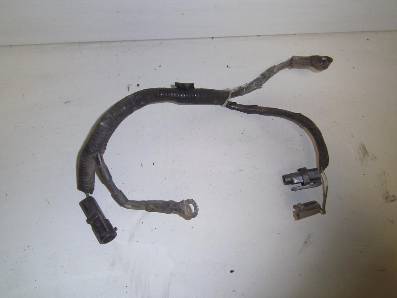 medium resolution of 1994 2000 ford mustang 3 8 alternator wire harness lx f8zb 14305 aa f4zb ah 1967 mustang alternator wiring harness mustang alternator wiring harness