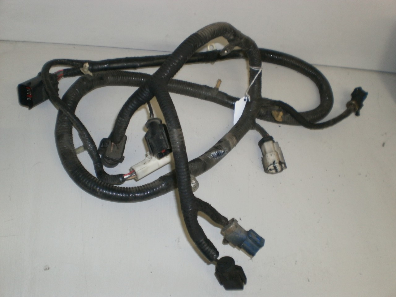 small resolution of  wrg 1299 2002 mustang v8 wiring harness