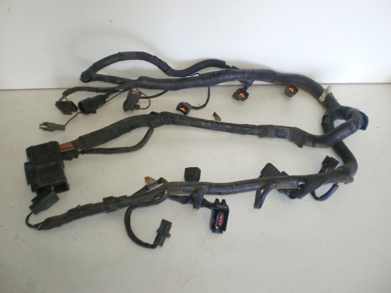 hight resolution of 1995 ford mustang wiring harness wiring diagram 1994 1995 ford mustang 5 0 v8 302 engine