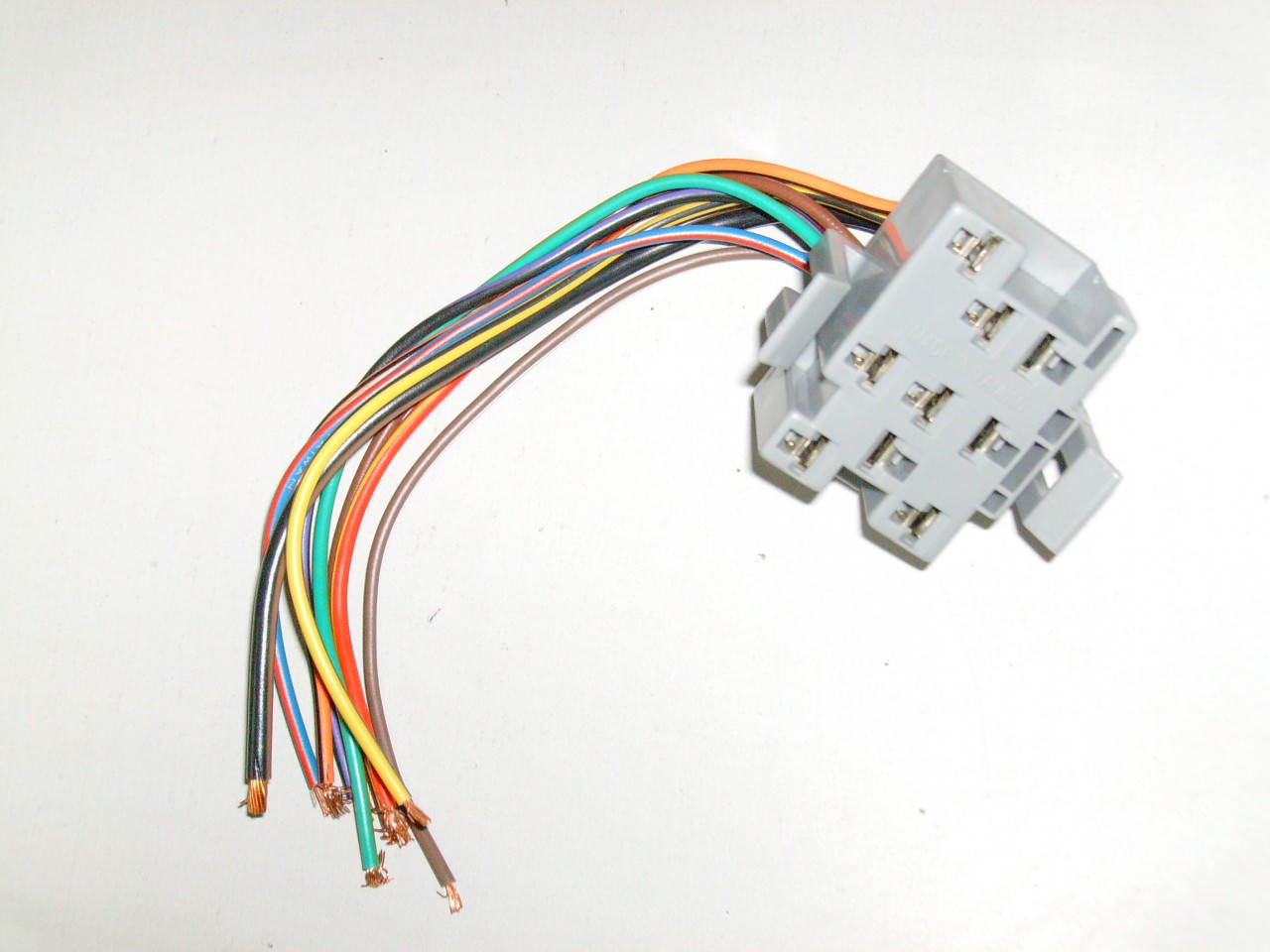 hight resolution of 1994 1998 ford mustang headlight switch plug wire harness socket gt lx cobra price 25 98 image 1