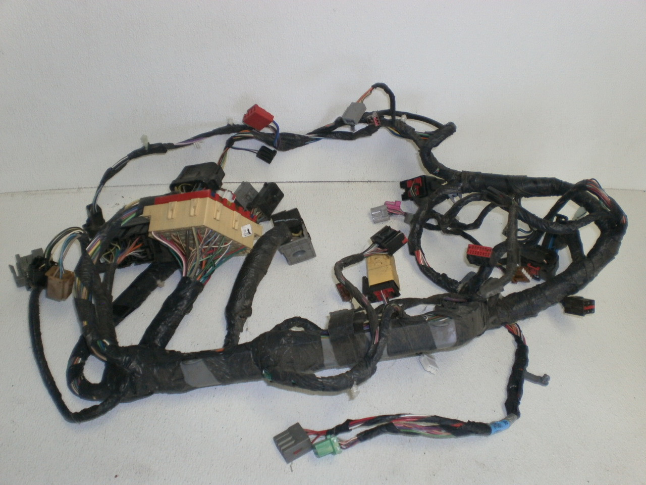 hight resolution of 2004 mustang wiring harnes