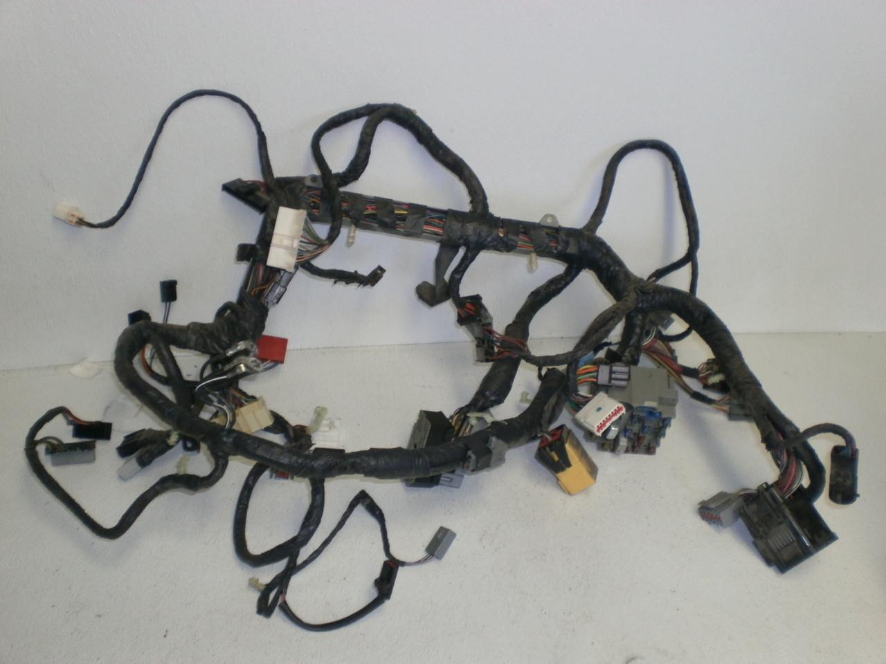 medium resolution of 1997 ford mustang wiring harnes