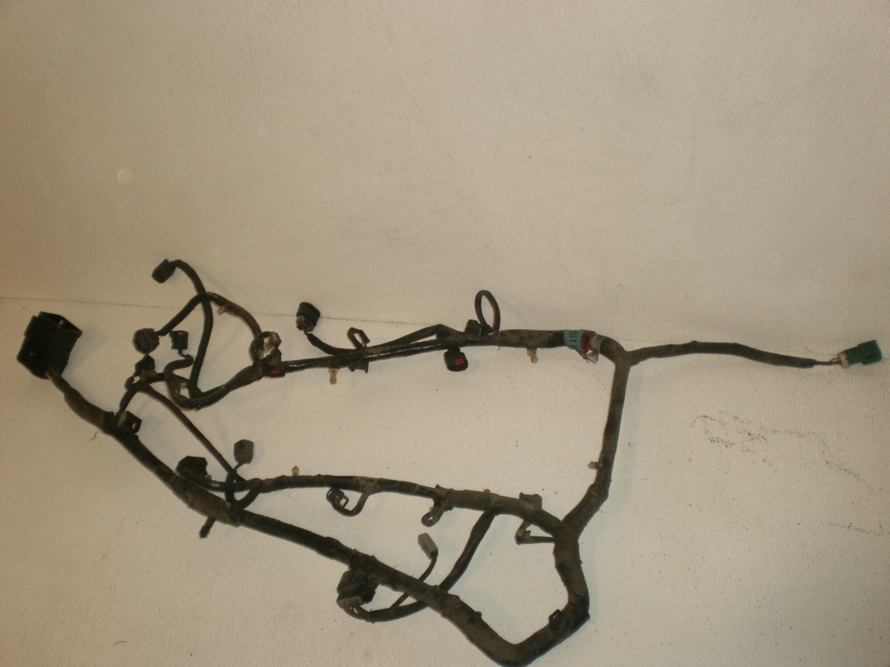 medium resolution of 1994 1998 ford mustang 3 8 v6 water pump coolant heater bypass pipe line lx