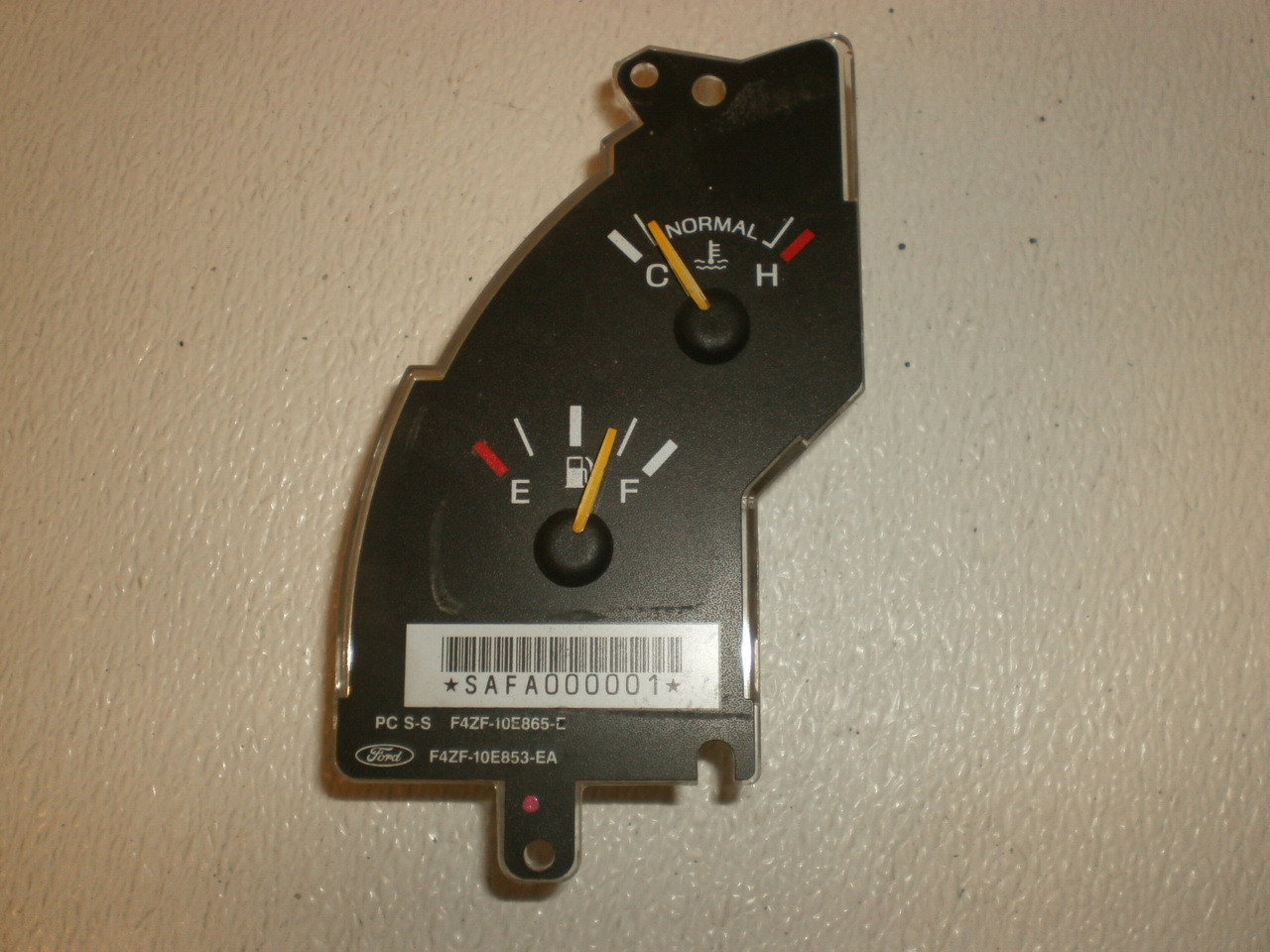 small resolution of 1997 1998 ford mustang w o abs disc brake proportioning valve lx gt f7zc 2b091 ab