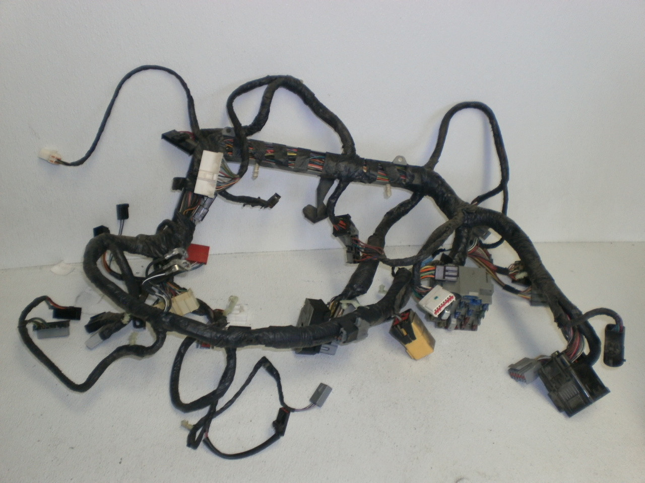 hight resolution of 1988 ford bronco dash wire harness