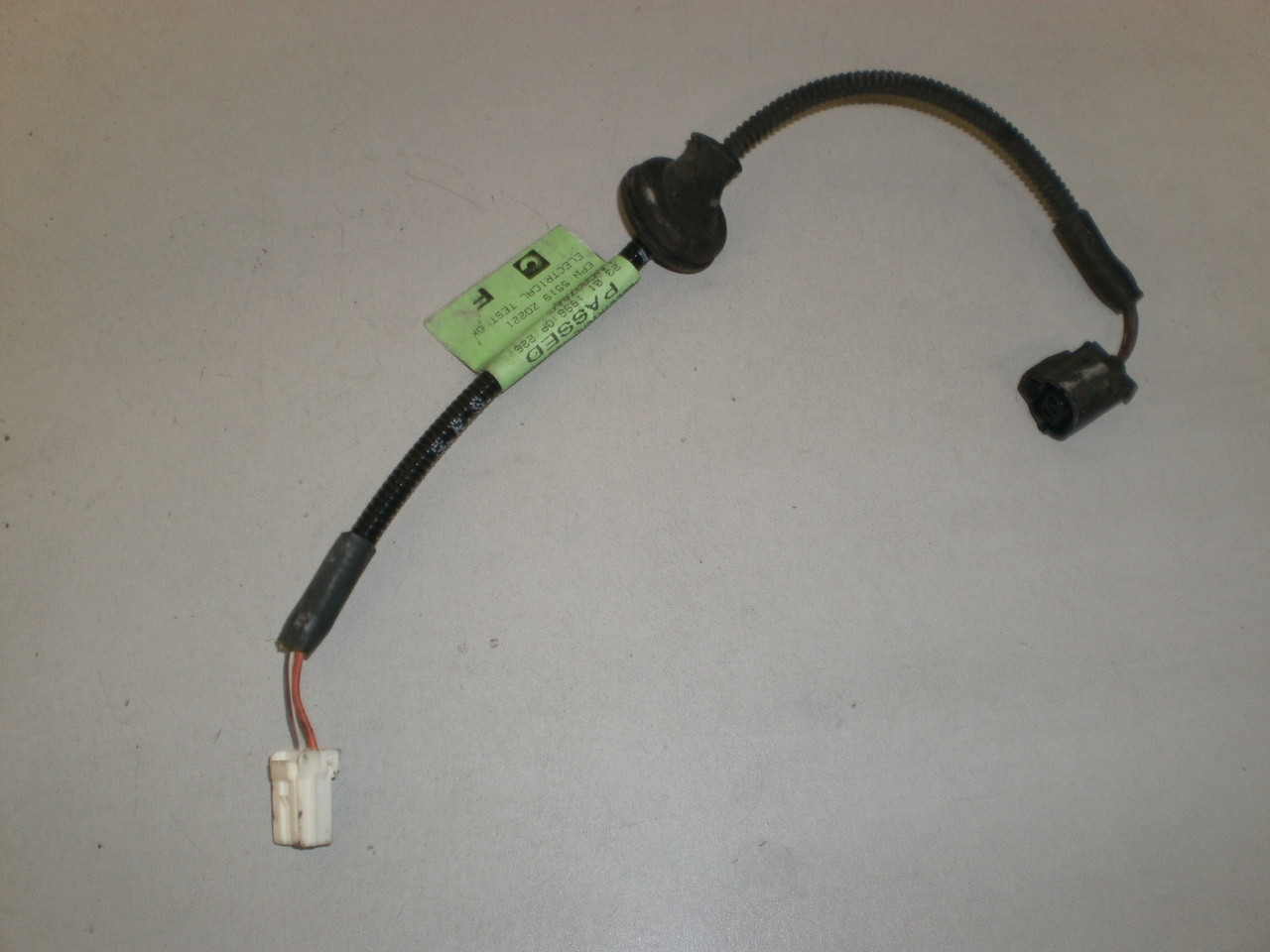 hight resolution of  jaguar xj8 vanden plas canister close valve wire harness price 39 98 image 1