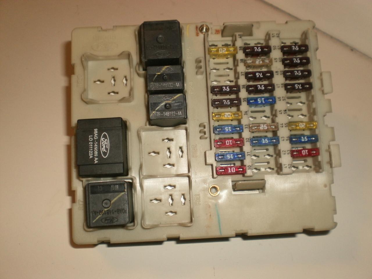 medium resolution of 2008 ford focus fuse panel layout f150 box diagram f250 54l wiring