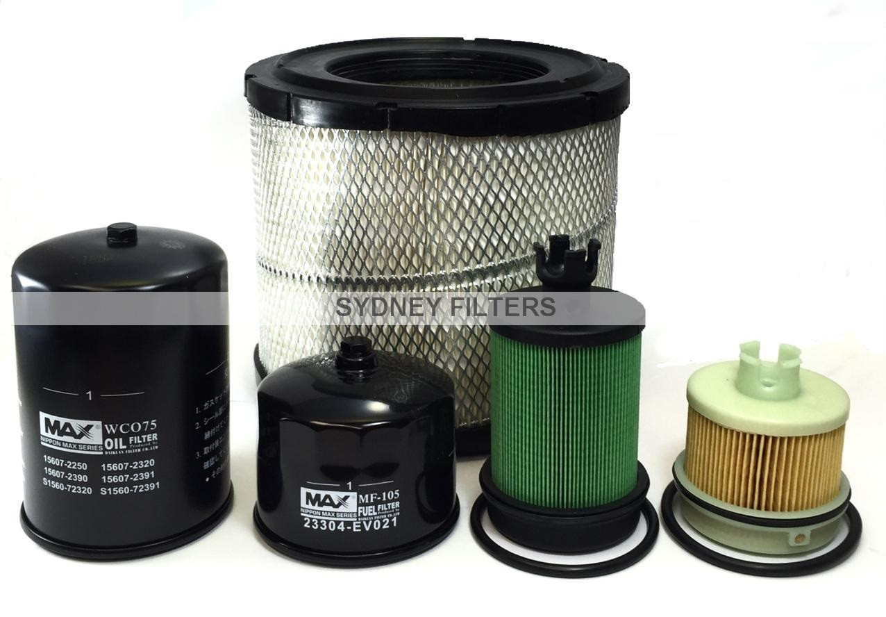 hino 300 series xzu700 air oil fuel filter kit xzu710 xzu720r  [ 1276 x 888 Pixel ]