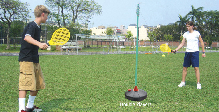 Deluxe Swing Ball Rotor Spin Tennis Trainer Game