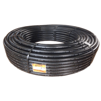 "1-1/2"" IPS SDR11 PE4710 Black Hdpe Pipe 500' Coil - Hdpe ..."