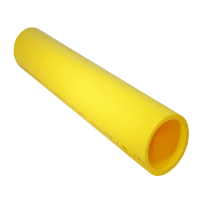 "6"" IPS SDR11.5 PE2708 Yellow MDPE Gas Pipe Straight Length ..."