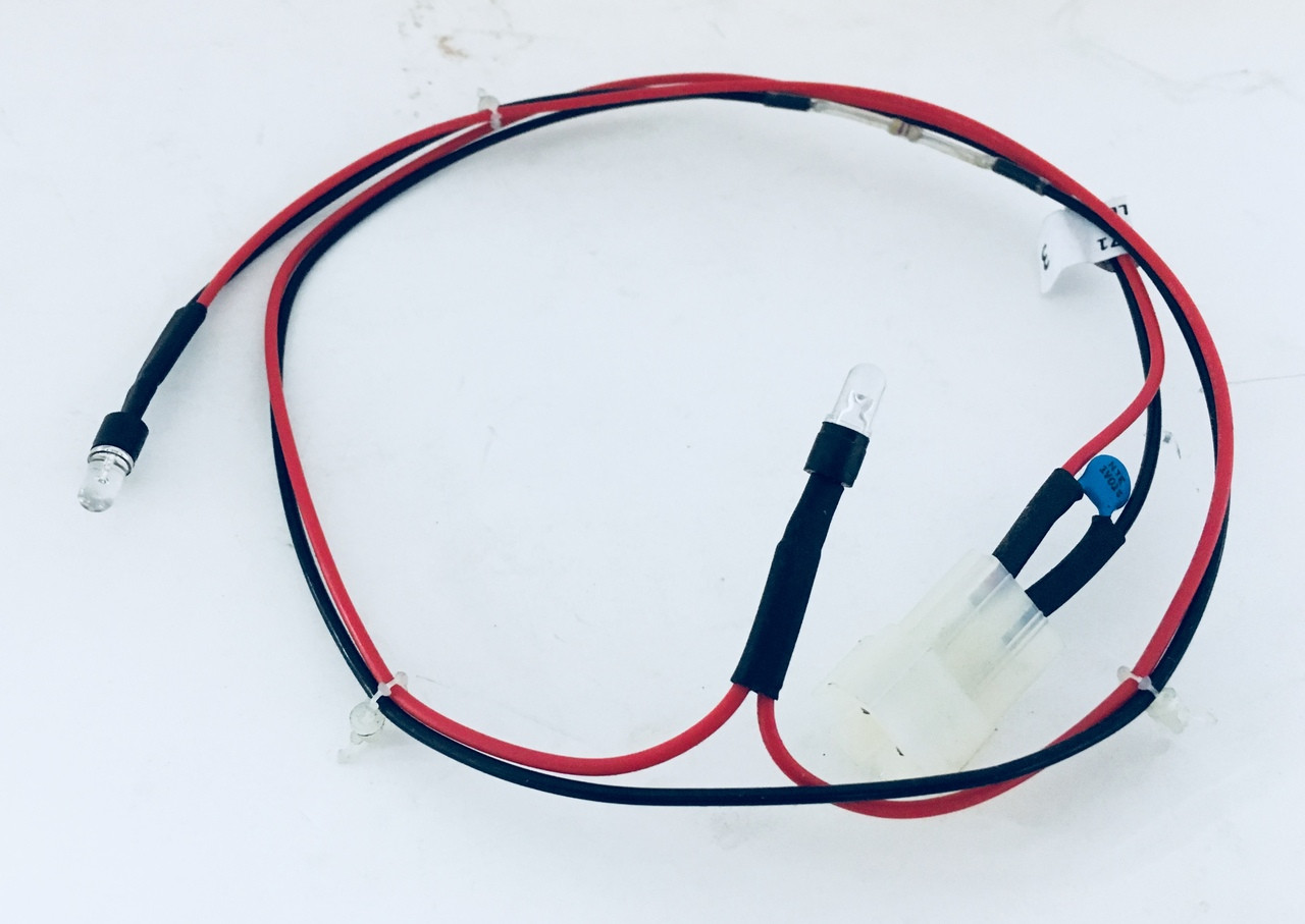 hight resolution of lynx sedona 24 30 non ir led wire harness assembly 80614 loading zoom