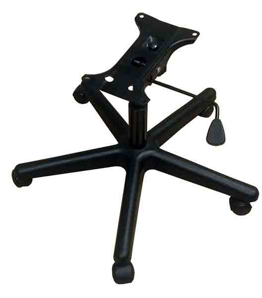 office chair steel base with wheels mickey mouse club ethan allen we are your source for casters gas cylinder and mechanism seat combo kit bottom portion of