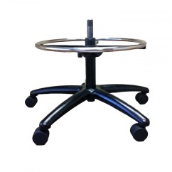 Office Chair Base Diner Table And Chairs Conversion Kit For To Stool Height Universal