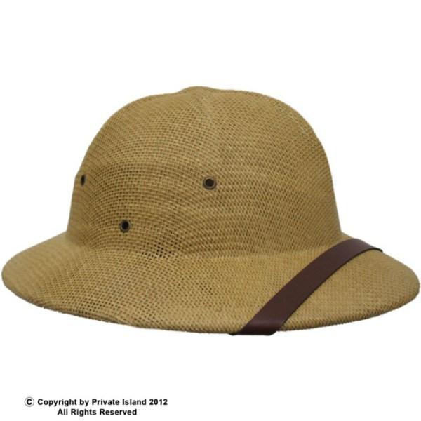 Deluxe Safari Pith Hat 1428 - Private Island Party