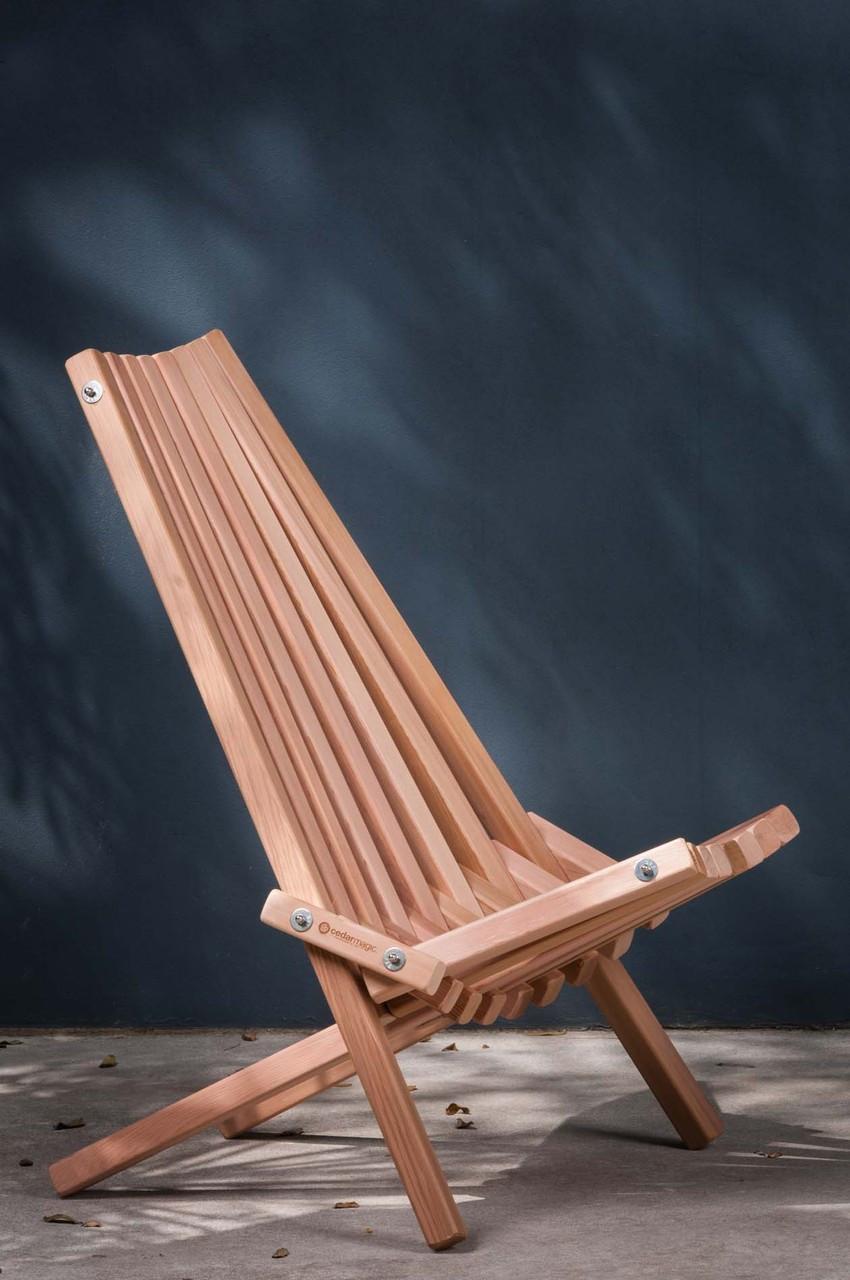 folding chair australia restaurant chairs wood cedar all weather au handmade high western red outdoor deck