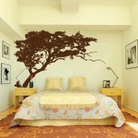 Large Wall Tree Decal Forest Decor Vinyl Sticker Highly ...