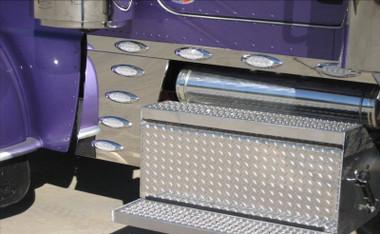 Peterbilt 379 388 389 Extended Cab Panel Amp Optional Cowl