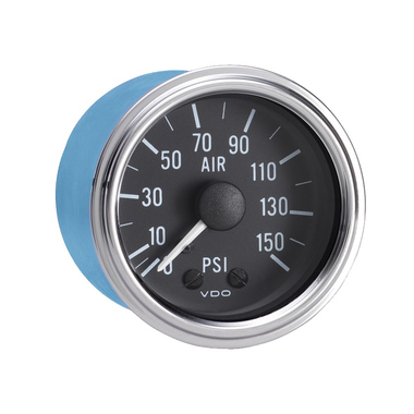 Semi Truck Mechanical Air Pressure Gauge Series 1  Raney