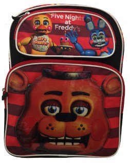 Five Nights at Freddy's Large Backpack