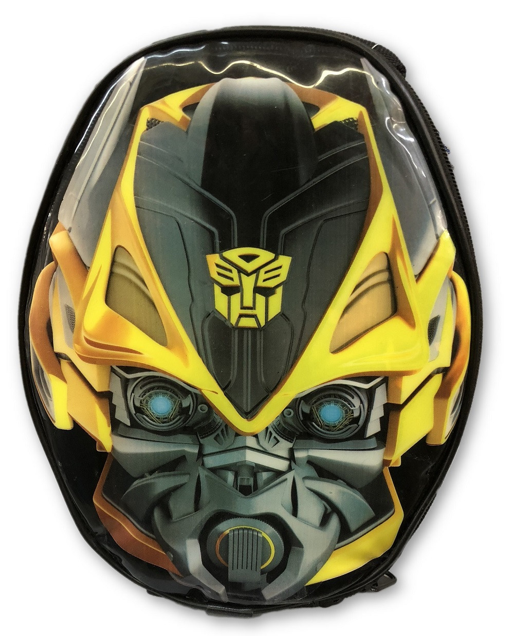 lunch box transformers bumblebee