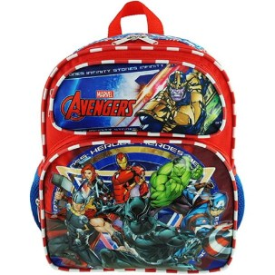 Backpack - Avengers - Small 12 Inch - Heroes