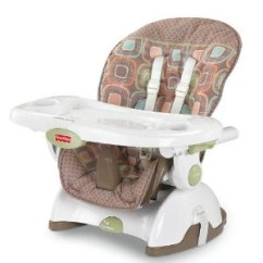 Fisher Price Space Saving High Chair Ferrari Office Uk Saver Coco Sorbet For Moms Image 1