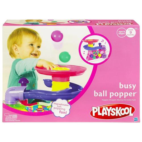 Hasbro Playskool Busy Ball Popper Pink For Moms