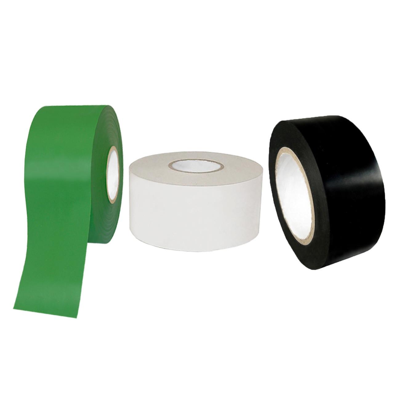 PVC Pipe Wrap Tape 10 Mil Black