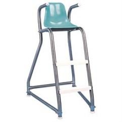 Paragon Lifeguard Chairs Ashley Furniture Kitchen Kdi Portable Chair 2 Step Waterline
