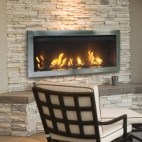 Stone Electric Fireplace | Electric Flames