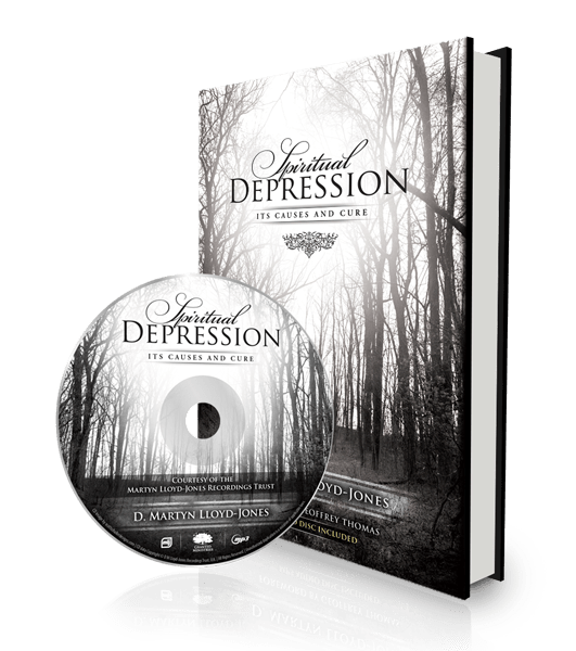 Spiritual Depression hardback book mp3