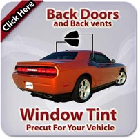 Auto window tinting