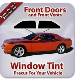 details about precut window tint for dodge ram 1500 crew cab 2009 2018 front doors  [ 1650 x 1650 Pixel ]