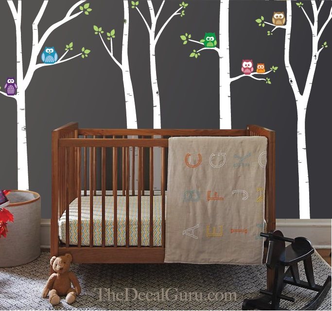Tree Wall Decals And More Affordable Ideas For A Nature