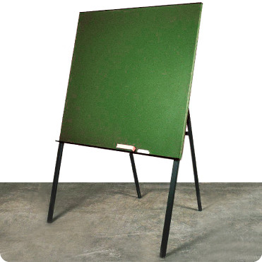 freestanding easel type magnetic