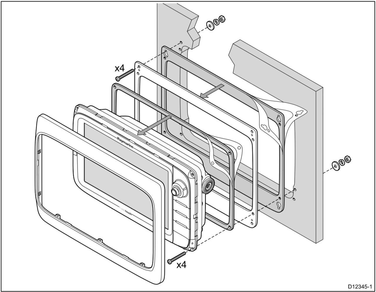 garmin 2010c chartplotter wiring diagrams wiring diagrams raymarine c9 e9 mounting adaptor kit for c80e80 cutout 86470 1437743912 1280 1280 c 2 [ 1280 x 997 Pixel ]