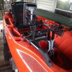 Electric Motor Kayak Wiring Diagram For Inverter At Home 2016 Hobie Outback Limited Edition - Delaware Paddlesports