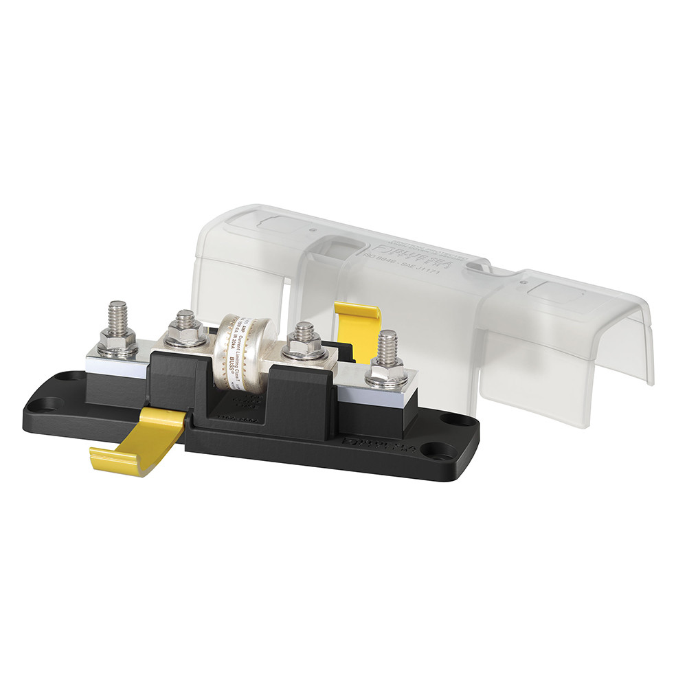 blue sea 5007100 class t fuse block w insulating cover 110 to 200a [ 1000 x 1000 Pixel ]