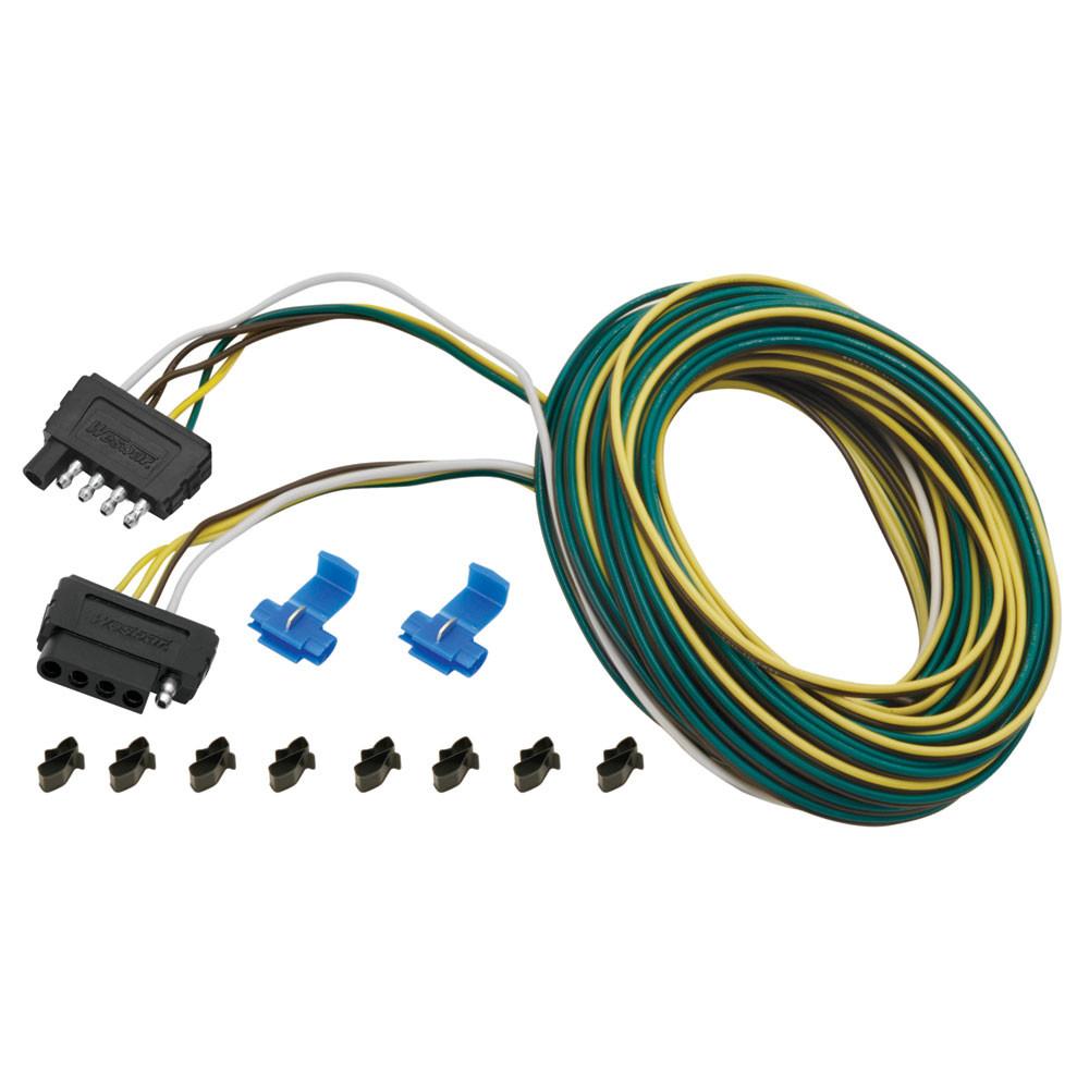 wesbar 5 wire trailer wiring diagram [ 1000 x 1000 Pixel ]