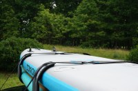 SUP Roof Racks | 2 Paddleboard Car Rack - StoreYourBoard.com