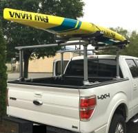 Surf, SUP, and Kayak Rack