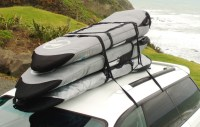 SUP Travel Roof Racks   Car Paddleboard Racks ...
