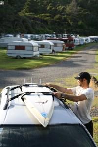 Surf Roof Racks | Universal Surfboard Car Rack ...