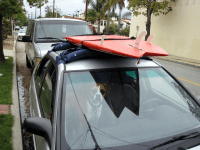Inflatable SUP Roof Rack | Heavy Duty - StoreYourBoard.com