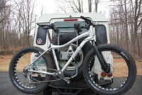 Thule Spare Me | Spare Tire Mounted Bike Rack ...