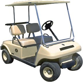Club car golf carts
